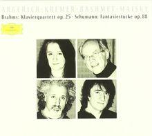 Klavierquartett Op.25 - Fantasiestücke Op.88