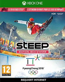 Steep Ed Jeux D'hiver Xbox One