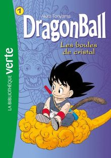 Dragon Ball, Tome 1 : Les boules de cristal