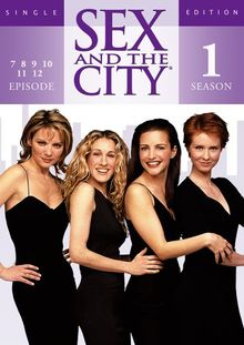 Sex and the City - Season 1, Episode 07-12