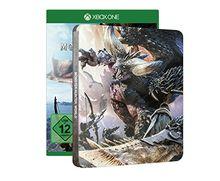 Monster Hunter: World + Steelbook - [Xbox One]