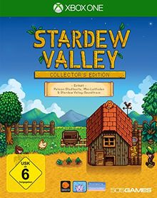 Stardew Valley Collector's Edition - [Xbox One]