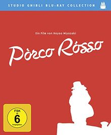 Porco Rosso (Studio Ghibli Blu-ray Collection) [Blu-ray]