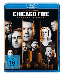 Chicago Fire - Staffel 7 [Blu-ray]