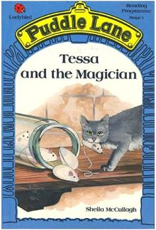 Tessa and the Magician (Puddle Lane Reading Program/Stage 1)