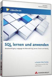 SQL lernen und anwenden - Videotraining (PC+MAC+Linux)