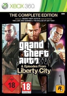 Grand Theft Auto IV & Episodes from Liberty City - The Complete Edition