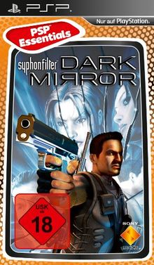 Sony Syphon Filter Dark Mirror PSP Essentials - Full Package Product , 9227014