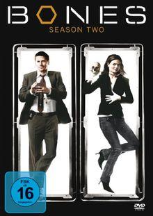 Bones: Die Knochenjägerin - Season 2 (6 DVDs)