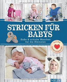 Stricken für Babys: Süße & schicke Maschen für die Kleinsten