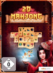 2D Mahjong Tempel (PC)