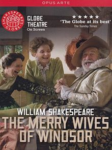 William Shakespeare: The Merry Wives of Windsor [DVD]