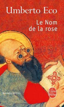 Le Nom de la rose (Ldp Litterature)