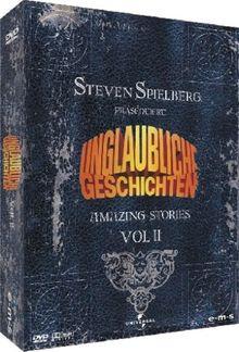 Unglaubliche Geschichten, Vol. II (3 DVDs)