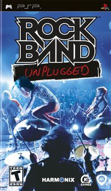 Rock Band Unplugged [DVD-AUDIO]