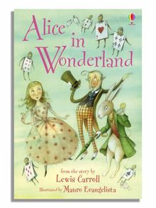 Alice in Wonderland: Gift Edition (Usborne Young Reading)