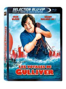 Les voyages de gulliver [Blu-ray] [FR Import]