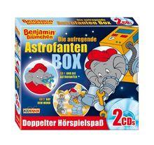 "Astrofanten Box ""auf dem Mond/U.d.Astrofant"""