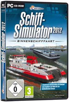 Schiff-Simulator 2012: Binnenschifffahrt