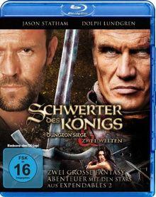 Schwerter des Königs - Dungeon Siege/Zwei Welten [Blu-ray]