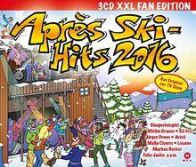 Apres Ski Hits 2016 (3 CD XXL Fan Edition)