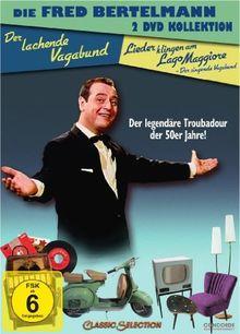 Die Fred Bertelmann 2 DVD Kollektion (Der lachende Vagabund / Der singende Vagabund)
