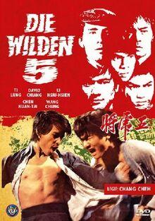 Die wilden 5 - Uncut [Limited Edition]