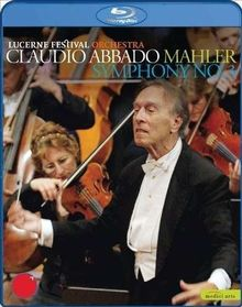 MAHLER: Sinfonie Nr. 3 - Claudio Abbado (Luzern) [BLU-RAY]