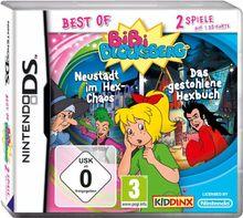 Best of Bibi Blocksberg (Neustadt im Hex - Chaos/Das gestohlene Hexbuch) - [Nintendo DS]