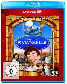 Ratatouille - 3D Superset (3D BD + 2D BD) [3D Blu-ray]