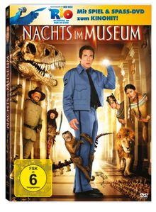 Nachts im Museum (+ Rio Activity Disc)