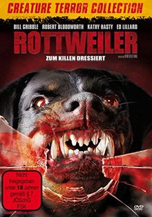 Rottweiler - Zum Killen dressiert (Creature Terror Collection)