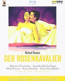Strauss: Der Rosenkavalier (Legendary Performances) [Blu-ray]