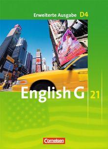English G 21 - Erweiterte Ausgabe D: Band 4: 8. Schuljahr - Schülerbuch: Kartoniert