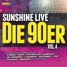 Sunshine Live-die 90er Vol.4