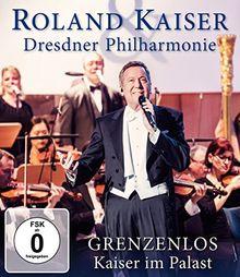 Roland Kaiser - Grenzenlos - Kaiser im Palast [Blu-ray]