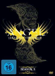 Angel - Jäger der Finsternis: Die komplette Season 5 [6 DVDs]