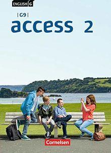 English G Access - G9 - Ausgabe 2019: Band 2: 6. Schuljahr - Schülerbuch: Festeinband