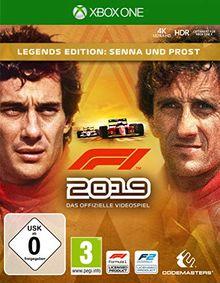 F1 2019 Legends Edition (XONE)