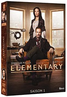 Elementary, saison 1 [FR Import]