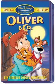Oliver & Co. [VHS]