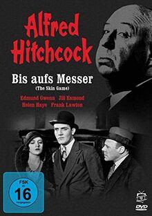 Alfred Hitchcock: Bis aufs Messer