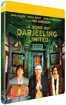 A bord du darjeeling limited [Blu-ray] [FR Import]