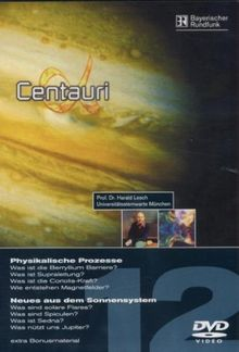 Alpha Centauri Teil 12 - Physikalische Prozesse/
