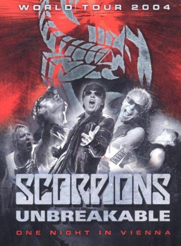 Scorpions Unbreakable World Tour