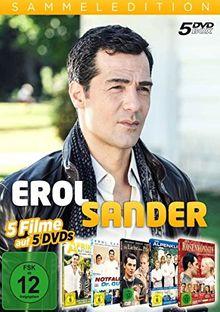 Erol Sander - Sammeledition [5 DVDs - Afrika ruft nach dir, Notfall Dr. Guth, Die Alpenklinik, Die Liebe eines Priesters, Die Rosenkönigin]