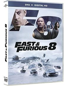 Fast and furious 8 [FR Import]