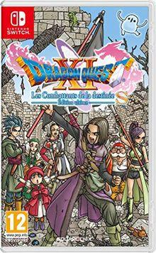 Nintendo SW Switch - Dragon Quest XI S COMBATTANTS DE LA Destinee ULTIME ED. - Switch