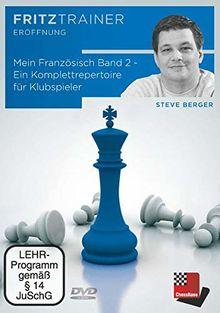 Mein Französisch Band 2 - Ein Komplettrepertoire für Klubspieler (Steve Berger)