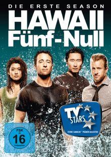 Hawaii Five-0 - Die erste Season (6 DVDs)